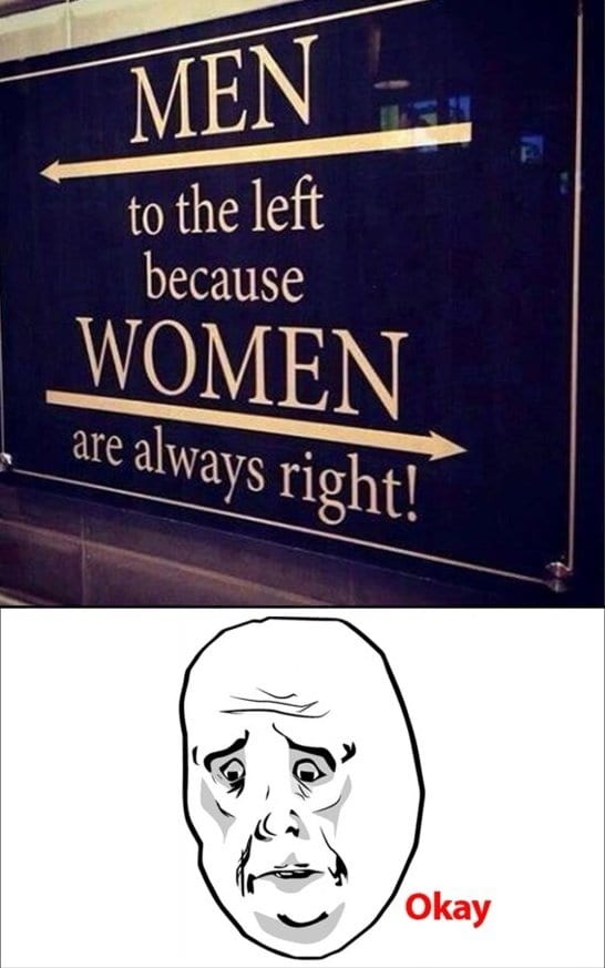 women-are-always-right
