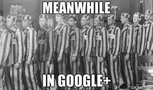 meanwhile-in-google-plus-meme