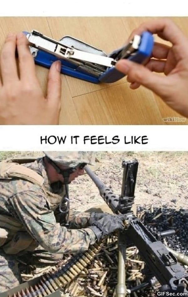 How it feels MEME