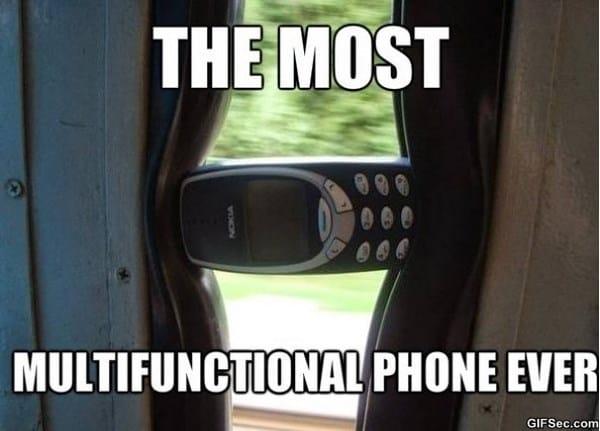 Funny Memes For Phone : Nokia meme funny gif