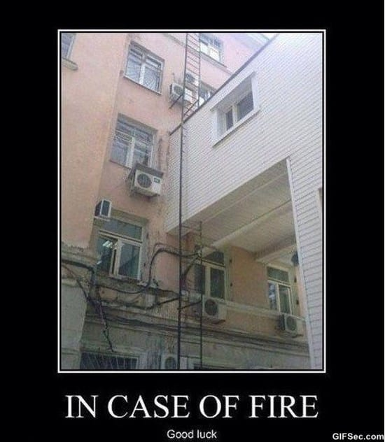 in-case-of-fire-meme