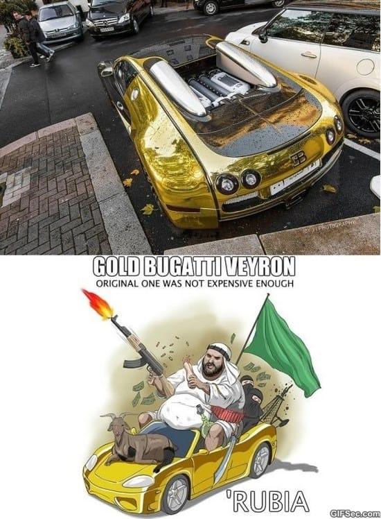 gold-bugatti-veyron-meme
