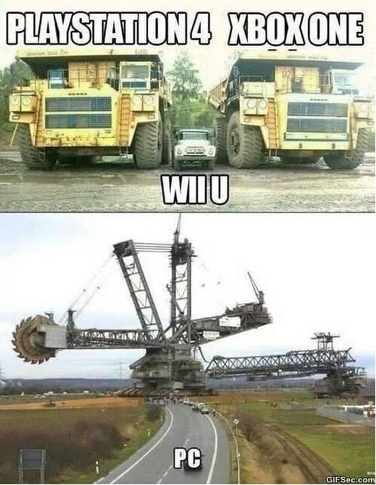 pc-vs-xbox-one-vs-playstation-4-vs-wii-meme