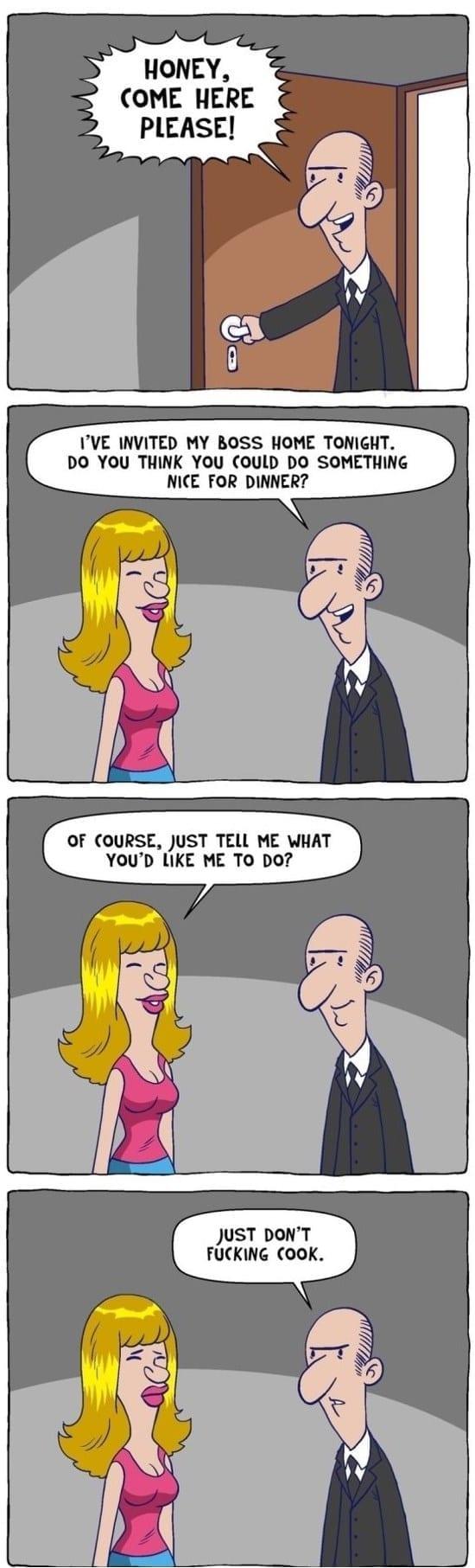 Funny Memes For Boss : My boss jokes funny meme gif