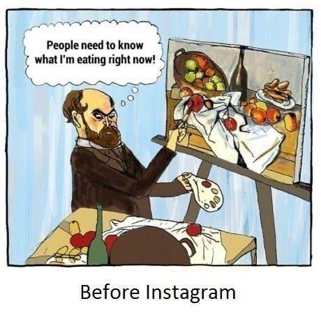 before-instagram-lol