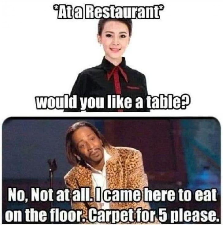 at-a-restaurant