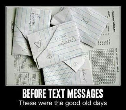 the-good-old-days