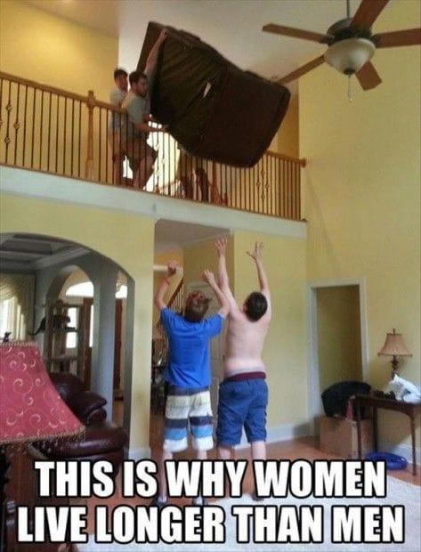 why-women-live-longer-than-men