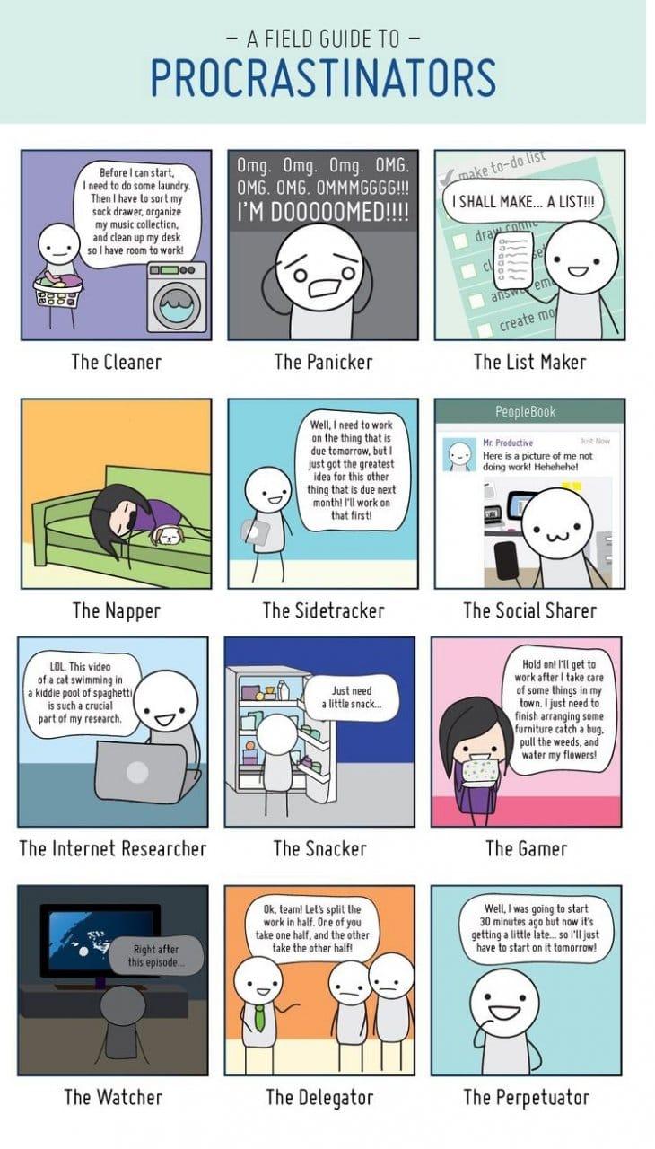 a-field-guide-to-procrastinators