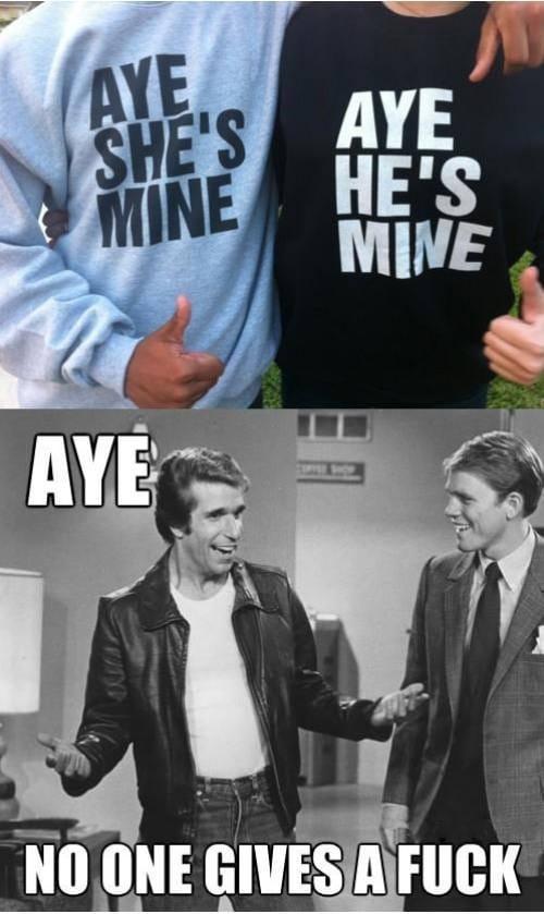 aye-funny