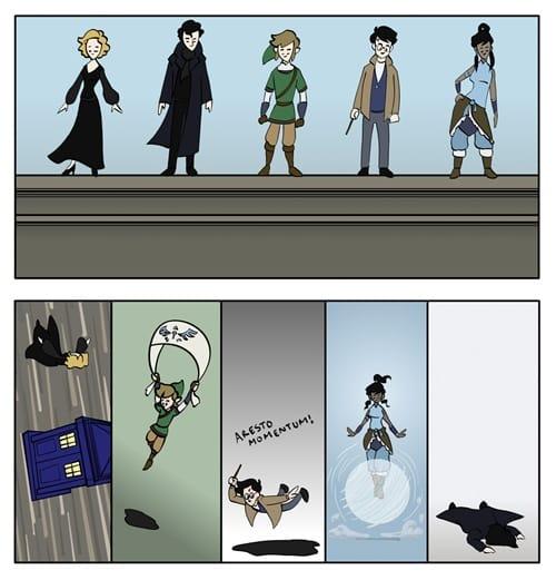 comic-characters