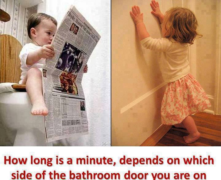 How long is a minute