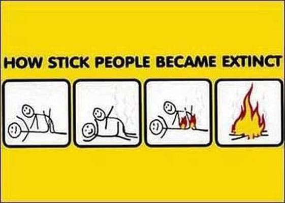 how-stick-people-became-extinct