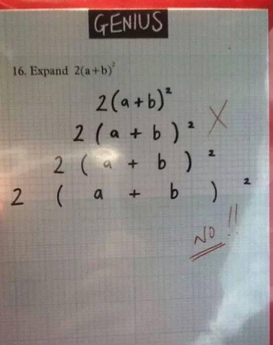 in-an-algebra-test
