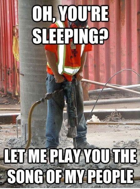 oh-youre-sleeping