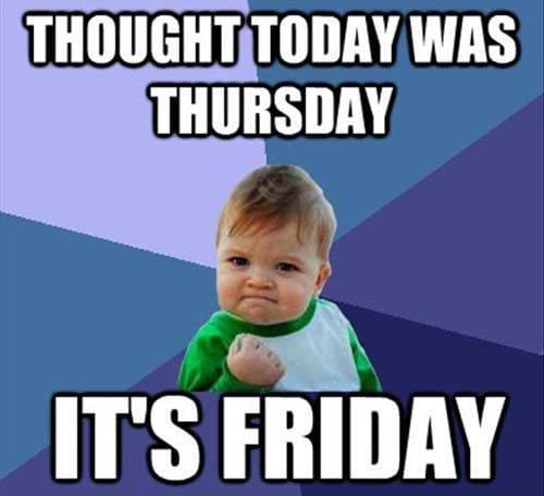 thought-today-was-thursday