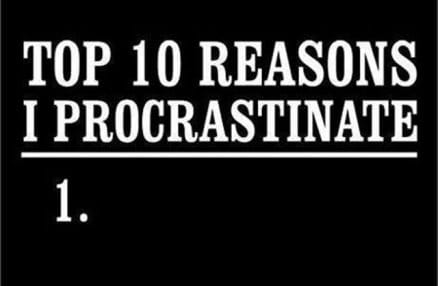 top-10-reasons-i-procrastinate
