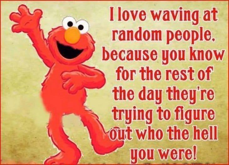 waving-at-random-people