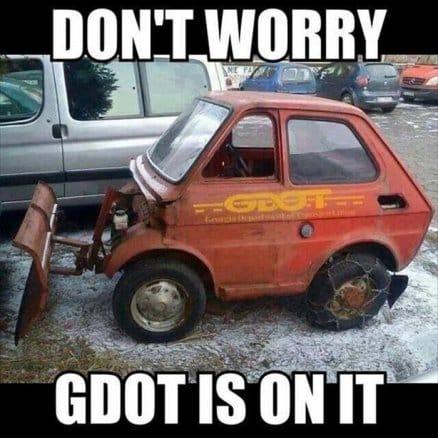 gdot-is-on-it