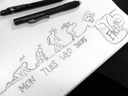 me-on-weekdays