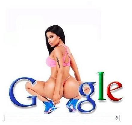 nicki-minaj-on-google-search-page
