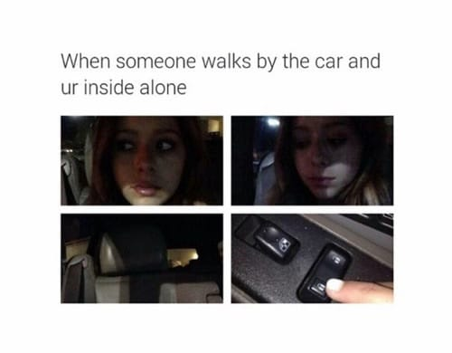 alone-in-your-car