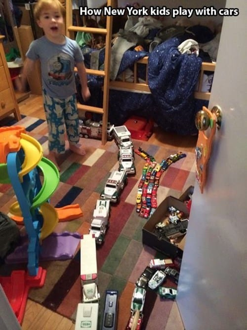 how-new-york-kids-play-with-cars
