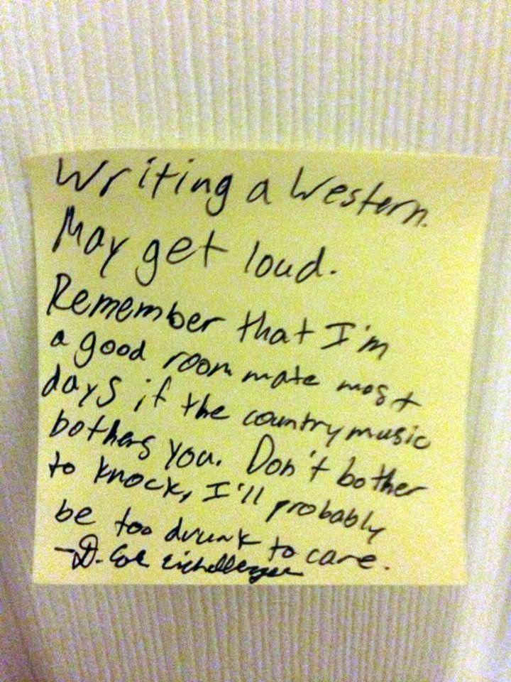 writing-a-western-may-get-loud