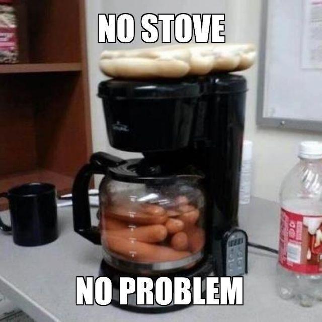 no-stove-no-problem