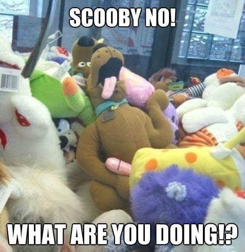 scooby-nooo